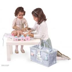 Cesta Reborn de Bonecas Martín De Cuevas Toys 53929 | De Cuevas Toys