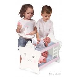 Beliche Madeira de Bonecas Martin De Cuevas Toys 55329 | De Cuevas Toys