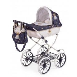 Carro de Bonecas Classic Romantic Dobrável De Cuevas Toys 81032