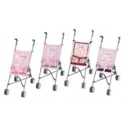 Carro de Bonecas Dobrável Cadeira De Cuevas Toys 90093