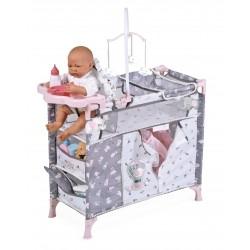 Armário Trocador de Bonecas Dobrável Sky De Cuevas Toys 53035