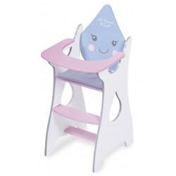 Cadeira Elevada Madeira de Bonecas Martín DeCuevas Toys 55429