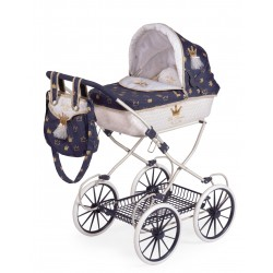 Carro de Bonecas Classic Romantic Dobrável DeCuevas Toys 81032