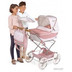 Carro de Bonecas Carro Dobrável Reborn Classic Romantic DeCuevas Toys 82038