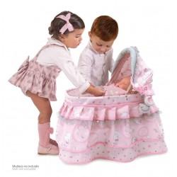 Meu Primeiro Moisés de Bonecas Magic María DeCuevas Toys 51134 | DeCuevas Toys