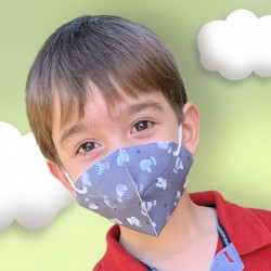 Máscara Higiénica Reutilizável Infantil Sky  | DeCuevas Toys