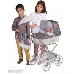 Carro de Bonecas Reborn Dobrável DeCuevas Toys 82031 | DeCuevas Toys