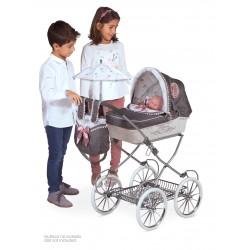 Carro de Bonecas Reborn Dobrável DeCuevas Toys 81031 | DeCuevas Toys