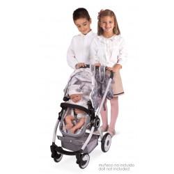 Carro de Bonecas Dobrável Sky 3x1 DeCuevas Toys 80535 | DeCuevas Toys