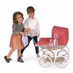 Carro de Bonecas Estilo Clásico Martina DeCuevas Toys 87033 | DeCuevas Toys
