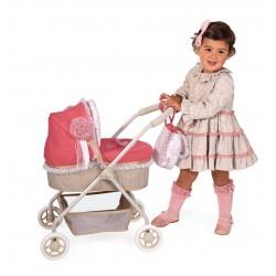 Carro de Bonecas Meu Primeiro Carrinho Martina DeCuevas Toys 86033 | DeCuevas Toys