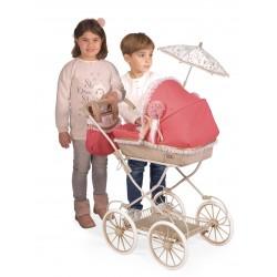 Carro de Bonecas Martina Dobrável DeCuevas Toys 81033 | DeCuevas Toys