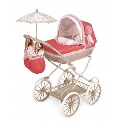 Carro de Bonecas Martina Dobrável DeCuevas Toys 81033