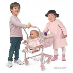 Carrinho da Compra Porta-Bebé Ocean Fantasy DeCuevas Toys 52141 | DeCuevas Toys