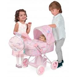 Carro de Bonecas Dobrável Ocean Fantasy DeCuevas Toys 85041 | DeCuevas Toys