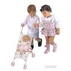 Cadeira de Bonecas Dobrável Ocean Fantasy DeCuevas Toys 90041 | DeCuevas Toys