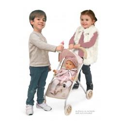 Cadeira de Bonecas 4 Rodas Didí DeCuevas Toys 90543 | DeCuevas Toys