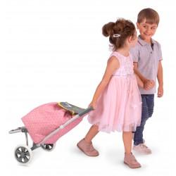 Carrinho da Compra Infantil Dobrável Surt. DeCuevas Toys 52089 | DeCuevas Toys