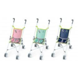 Cadeira de Bonecas Dobrável Surtidas 1 DeCuevas Toys 90089