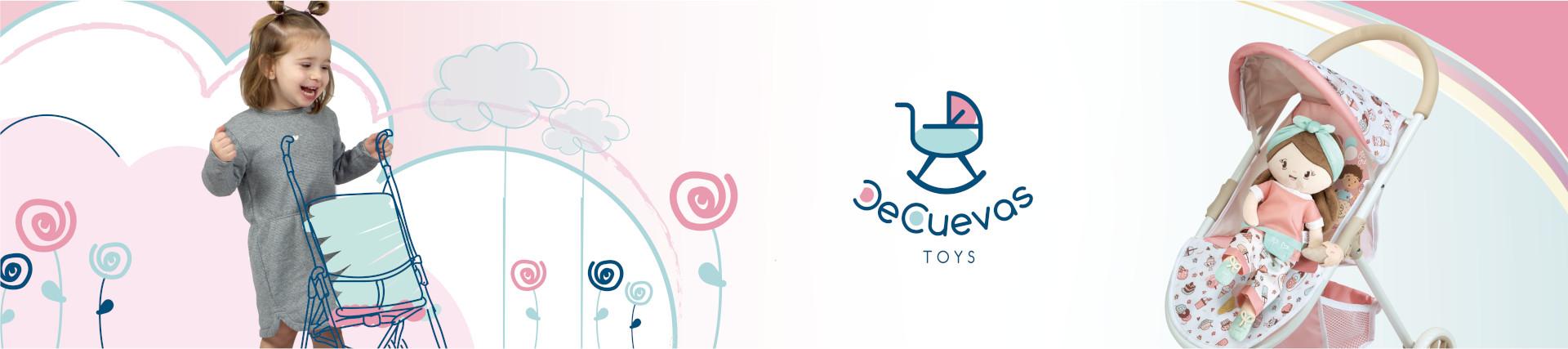 Cadeiras de bonecas | DeCuevas Toys